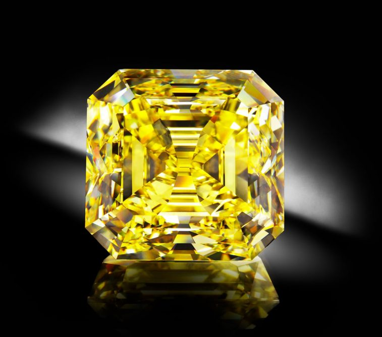 The Delaire Sunrise Diamond by Safdico
