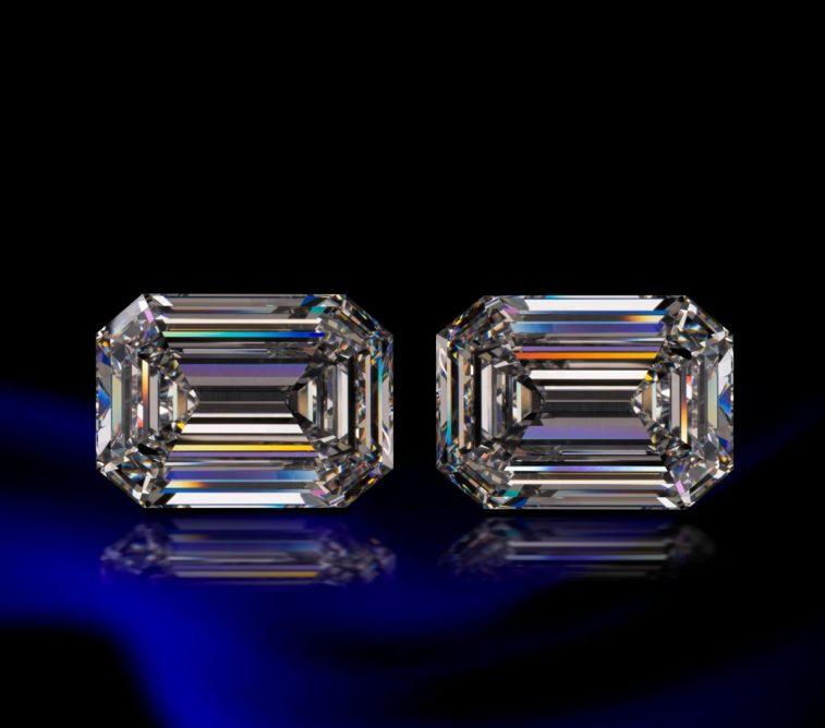 The Eternal Twins - diamonds by Safdico